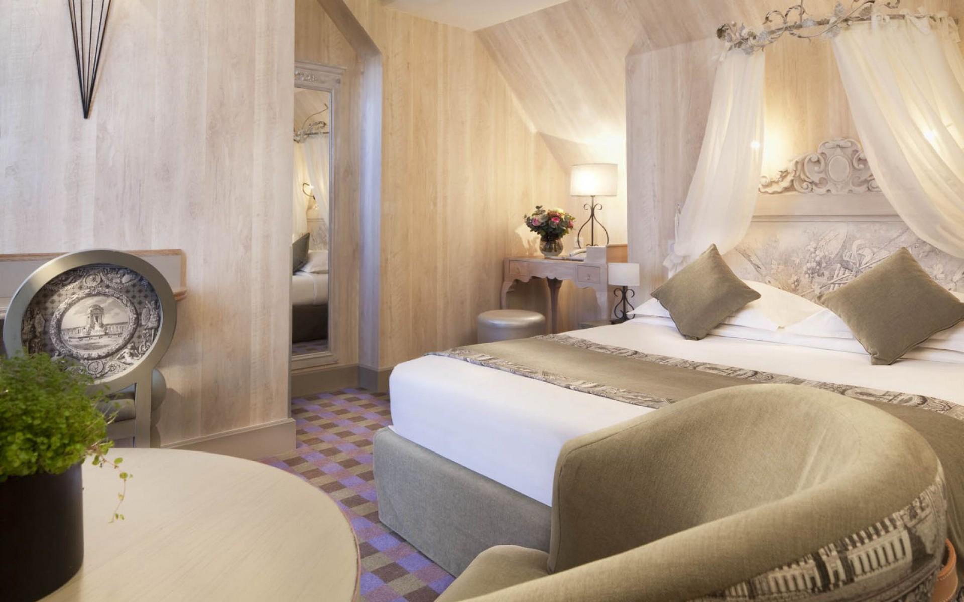 Hôtel Résidence Foch Paris - Accueil on